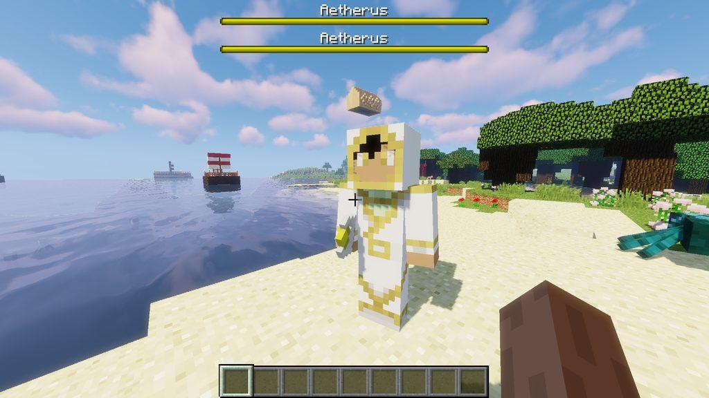 UltimaRPG mod for Minecraft - screenshot 5