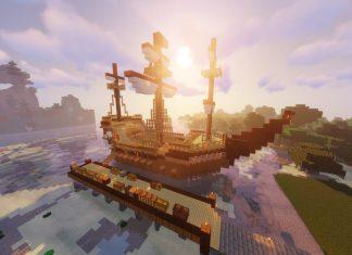 Wild Riders Island map for Minecraft - screenshot 1