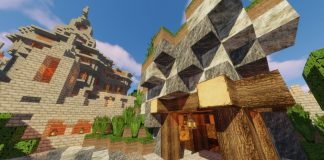 Winthor Medieval resource pack for Minecraft - screenshot 4