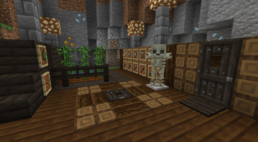 DruidCraft mod for Minecraft - screenshot 1