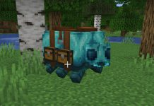 DruidCraft mod for Minecraft - screenshot 3