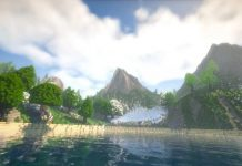 Marcos Signature resource pack for Minecraft - screenshot 1