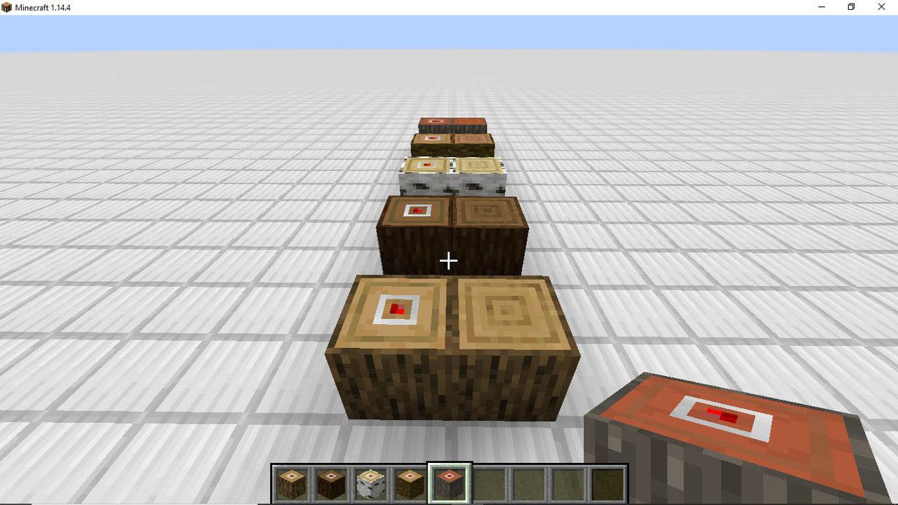 Wired Blocks mod for Minecraft - screenshot 1