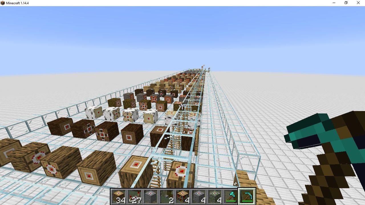 Wired Blocks mod for Minecraft - screenshot 3