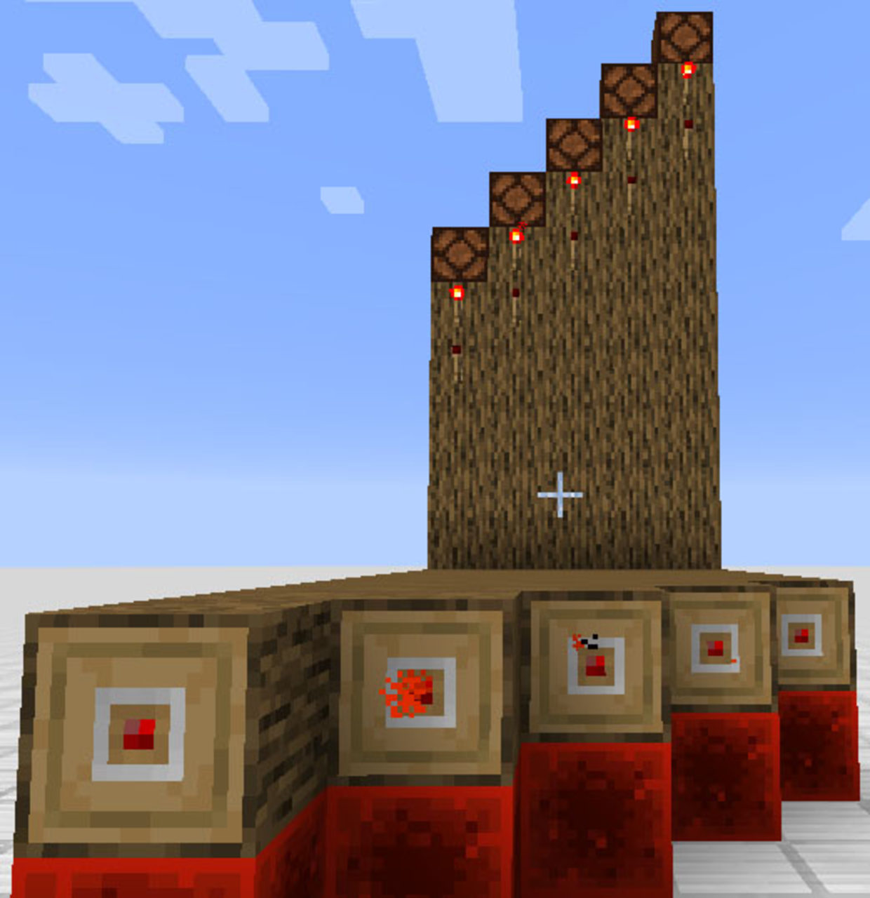Wired Blocks mod for Minecraft - screenshot 5